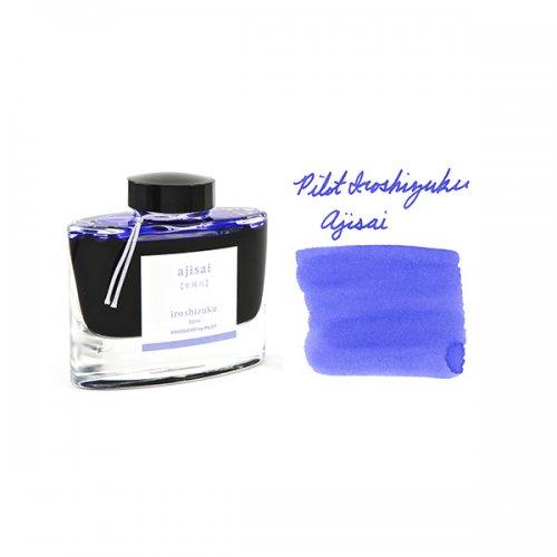 Pilot Iroshizuku Mürekkep Ajisai Hydrangea (Purple Blue) 50ml