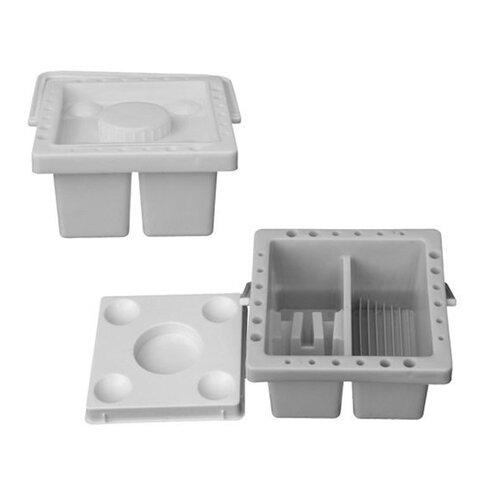 Plastik Fırça Yıkama Kabı RD-010