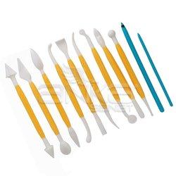 Anka Art - Plastik Modelleme Seti 11 Parça