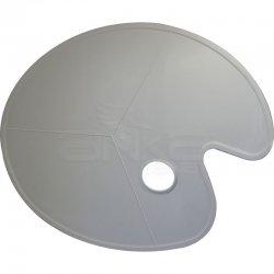 Anka Art - Plastik Palet 3 Bölmeli 30x43cm