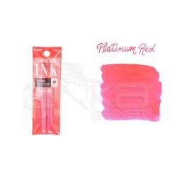 Platinum - Platinum Cartridges Ink Yedek Kartuş 2li Kırmızı