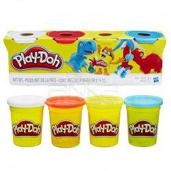Play-Doh - Play-Doh Oyun Hamuru 4 Renk 5517