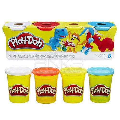 Play-Doh Oyun Hamuru 4 Renk 5517