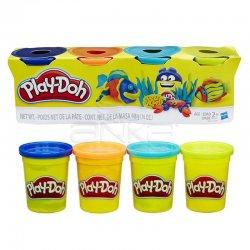 Play-Doh - Play-Doh Oyun Hamuru 4 Renk 6509