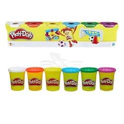 Play-Doh - Play-Doh Oyun Hamuru 6 Renk 3898