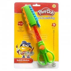 Play-Doh - Play-Doh Şekilli Makas