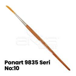 Ponart 9835 Seri Round Long Çizgi Fırçası - Thumbnail