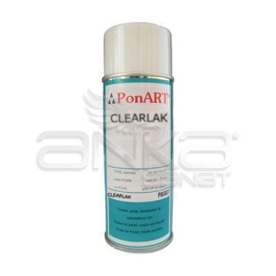 Ponart Clearlack PAS850 400ml