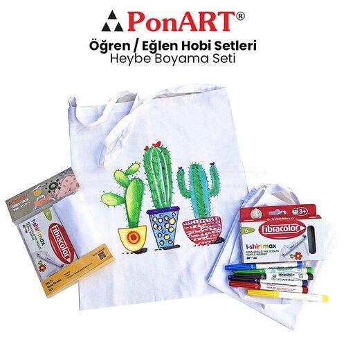 Ponart Heybe Boyama Seti PHS-21