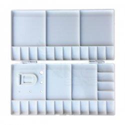 Ponart - Ponart Plastik Özel Palet 26x14cm A159415