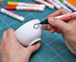 Ponart - Ponart Porselen Kalemi (1)
