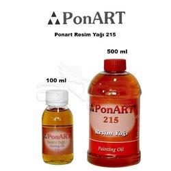 Ponart - Ponart Resim Yağı 215