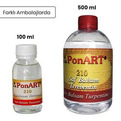 Ponart - Ponart Saf Balsam Terebentin 210-Pure Balsam Turpentine (1)