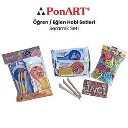 Ponart - Ponart Seramik Seti PHS-19 (1)