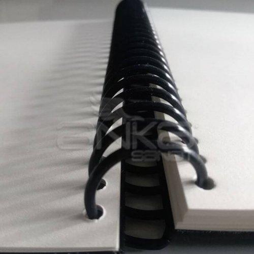 Ponart Sketch Book Üstten Spiralli Çizim Defteri 100g