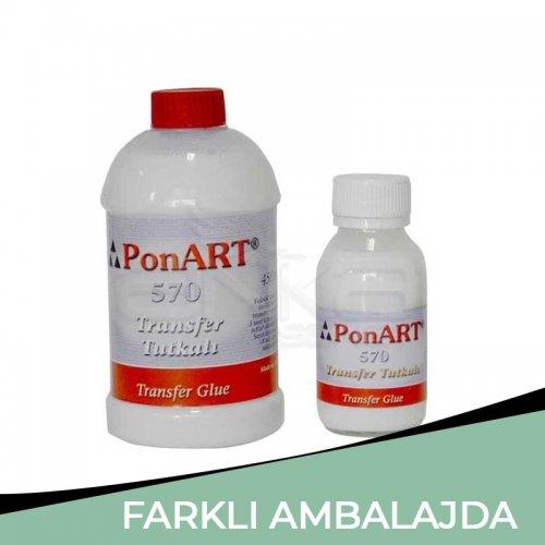 Ponart Transfer Tutkalı (Transfer Glue) 570