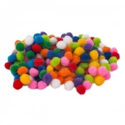 Anka Art - Ponpon Karışık Renk 200 Adet 1cm (1)