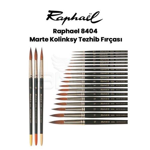 Raphael 8404 Marte Kolinksy Tezhib Fırçası