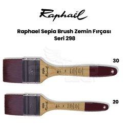 Raphael - Raphael Sepia Brush Zemin Fırçası Seri 298