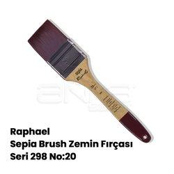 Raphael - Raphael Sepia Brush Zemin Fırçası Seri 298 (1)