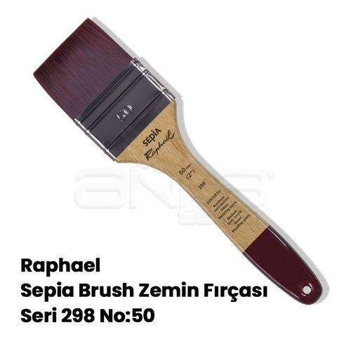 Raphael Sepia Brush Zemin Fırçası Seri 298