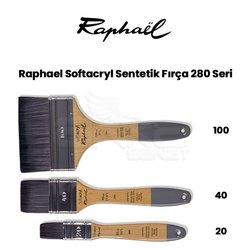 Raphael Softacryl Sentetik Fırça 280 Seri - Thumbnail