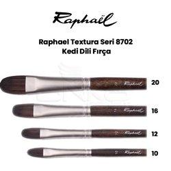 Raphael - Raphael Textura Seri 8702 Kedi Dili Fırça