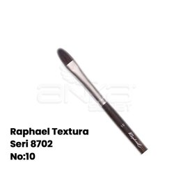 Raphael Textura Seri 8702 Kedi Dili Fırça - Thumbnail