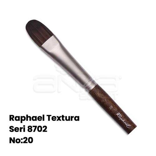 Raphael Textura Seri 8702 Kedi Dili Fırça