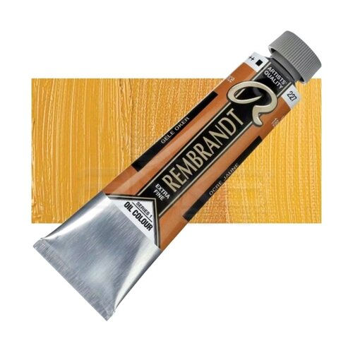 Rembrandt 40ml Yağlı Boya Seri:1 No:227 Yellow Ochre - 227 Yellow Ochre
