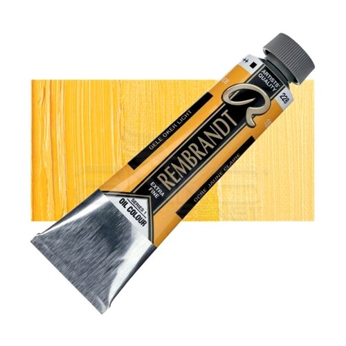 Rembrandt 40ml Yağlı Boya Seri:1 No:228 Yellow Ochre L - 228 Yellow Ochre L