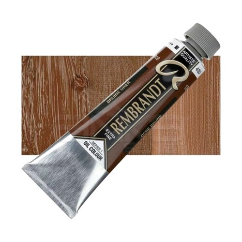 Rembrandt 40ml Yağlı Boya Seri:1 No:430 Brown Ochre - 430 Brown Ochre