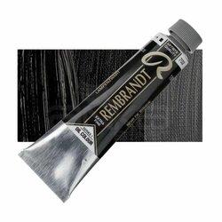 Rembrandt - Rembrandt 40ml Yağlı Boya Seri:1 No:702 Lamp Black