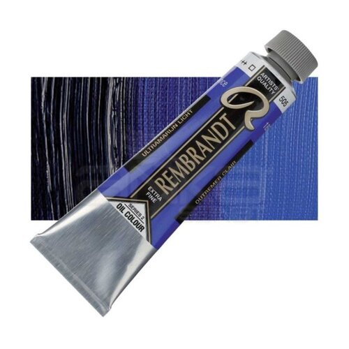 Rembrandt 40ml Yağlı Boya Seri:2 No:505 Ultramarine L - 505 Ultramarine L