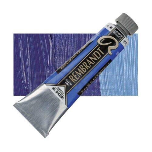 Rembrandt 40ml Yağlı Boya Seri:2 No:512 Cobalt Blue (Ultram) - 512 Cobalt Blue (Ultram)