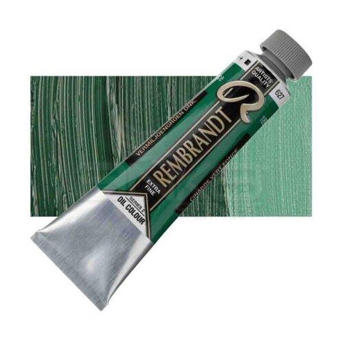 Rembrandt 40ml Yağlı Boya Seri:2 No:627 Cinnabar Green D - 627 Cinnabar Green D