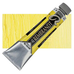 Rembrandt - Rembrandt 40ml Yağlı Boya Seri:3 No:254 Perm Lemon Yellow