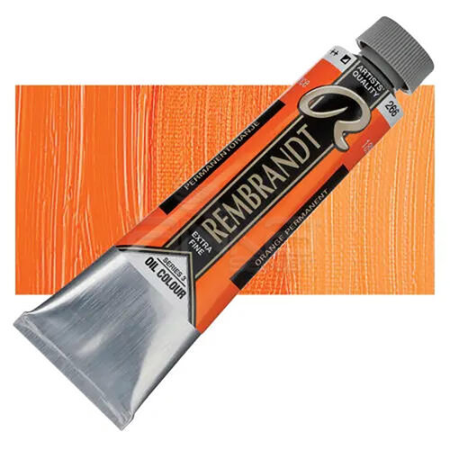 Rembrandt 40ml Yağlı Boya Seri:3 No:266 Perm Orange - 266 Perm Orange
