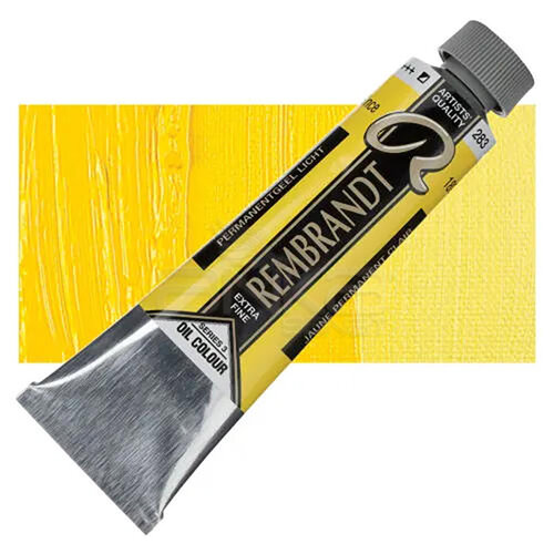 Rembrandt 40ml Yağlı Boya Seri:3 No:283 Perm Yellow L - 283 Perm Yellow L