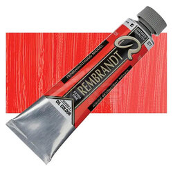 Rembrandt - Rembrandt 40ml Yağlı Boya Seri:3 No:377 Permanent Red M