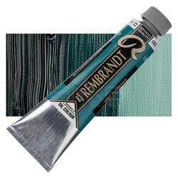 Rembrandt - Rembrandt 40ml Yağlı Boya Seri:3 No:683 Ultramarine Green