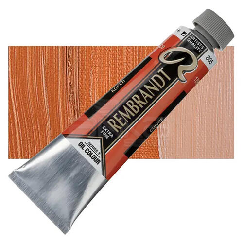 Rembrandt 40ml Yağlı Boya Seri:3 No:805 Copper - 805 Copper