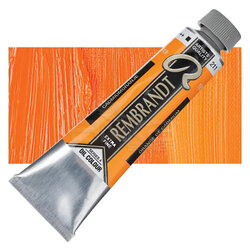 Rembrandt - Rembrandt 40ml Yağlı Boya Seri:4 No:211 Cadmium Orange