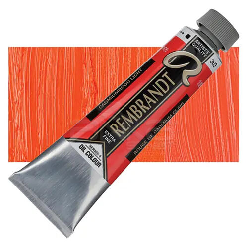 Rembrandt 40ml Yağlı Boya Seri:4 No:303 Cadmium Red L - 303 Cadmium Red L