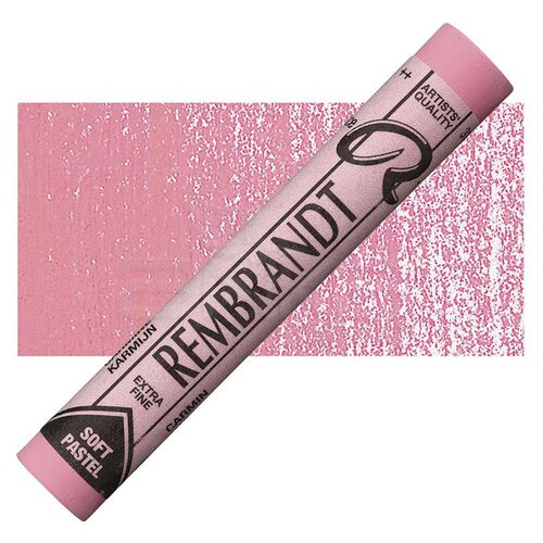 Rembrandt Soft Pastel Boya Carmine 318.8