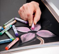 Rembrandt Soft Pastel Boya - Thumbnail
