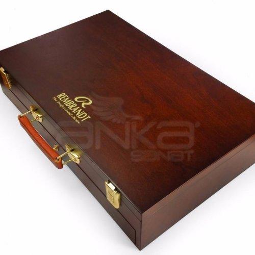 Rembrandt Yağlı Boya Ahşap Kutulu Excellent Set 01840001
