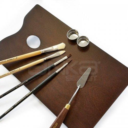 Rembrandt Yağlı Boya Ahşap Kutulu Master Set 01840002