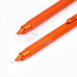 Rhodia - Rhodia ScRipt 0.5mm Mekanik Kurşun Kalem Orange (1)