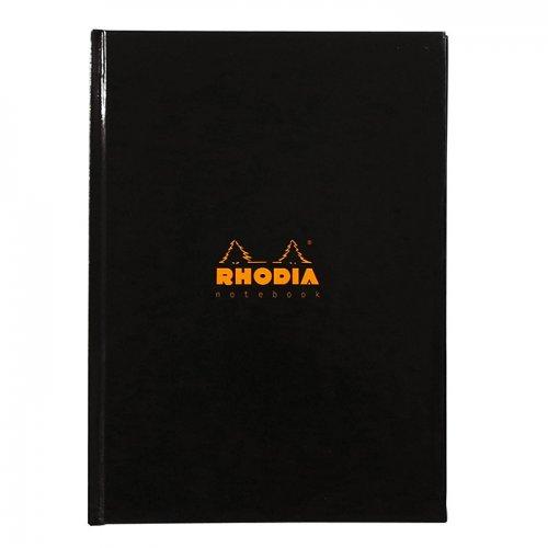Rhodia Active Çizgili Defter Sert Kapak 90g 80 Yaprak 225x297cm